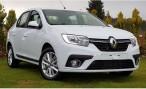 Renault Logan после рестайлинга 2017