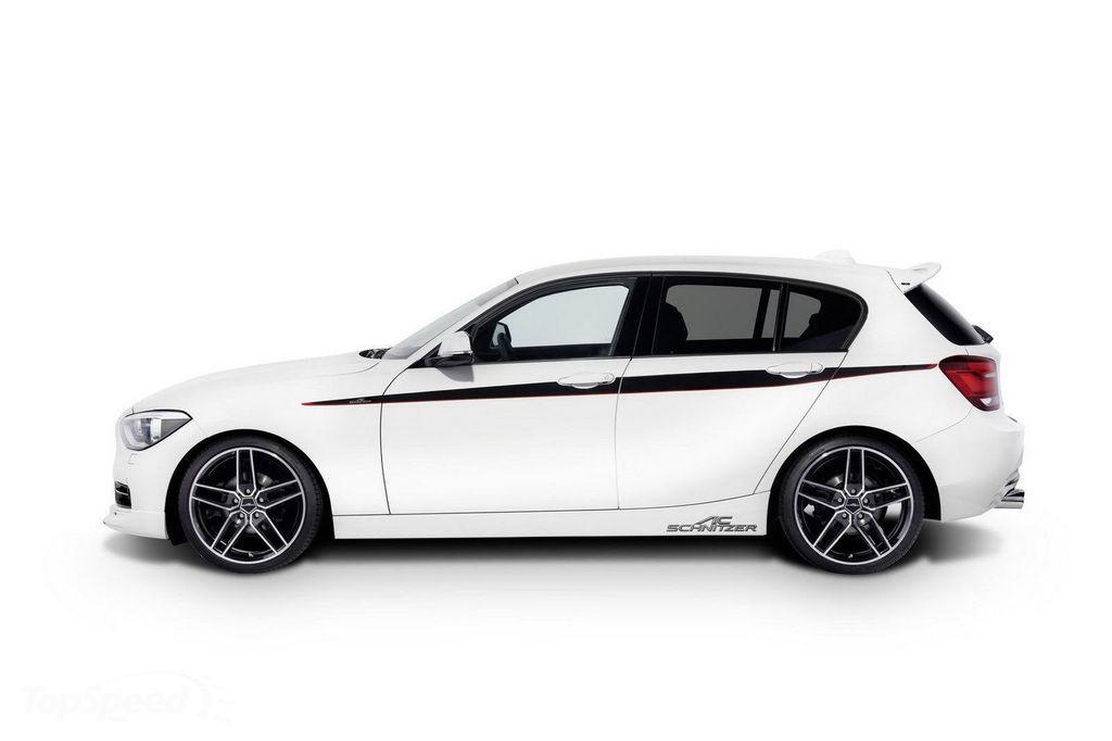 Тюнинг BMW F20