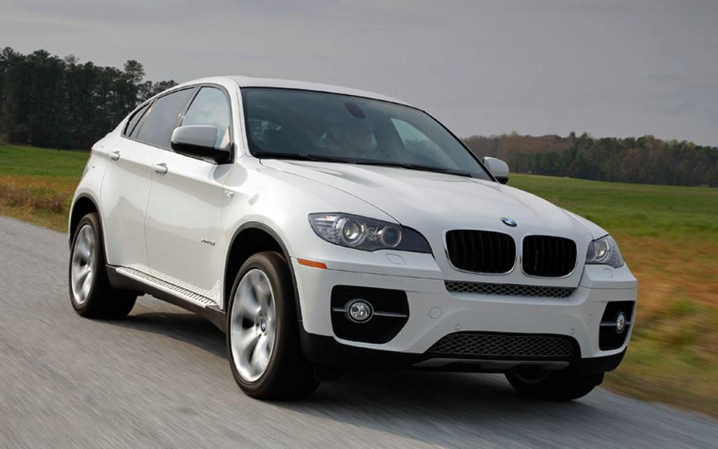 BMW X6 – особенное авто