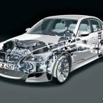 Ремонт кузова BMW