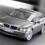 Обновление BMW 7 – Series