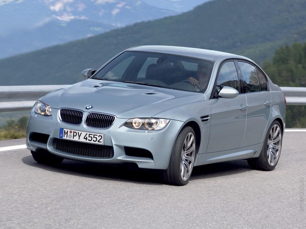 Автомобиль BMW M3 – автомобиль мечты