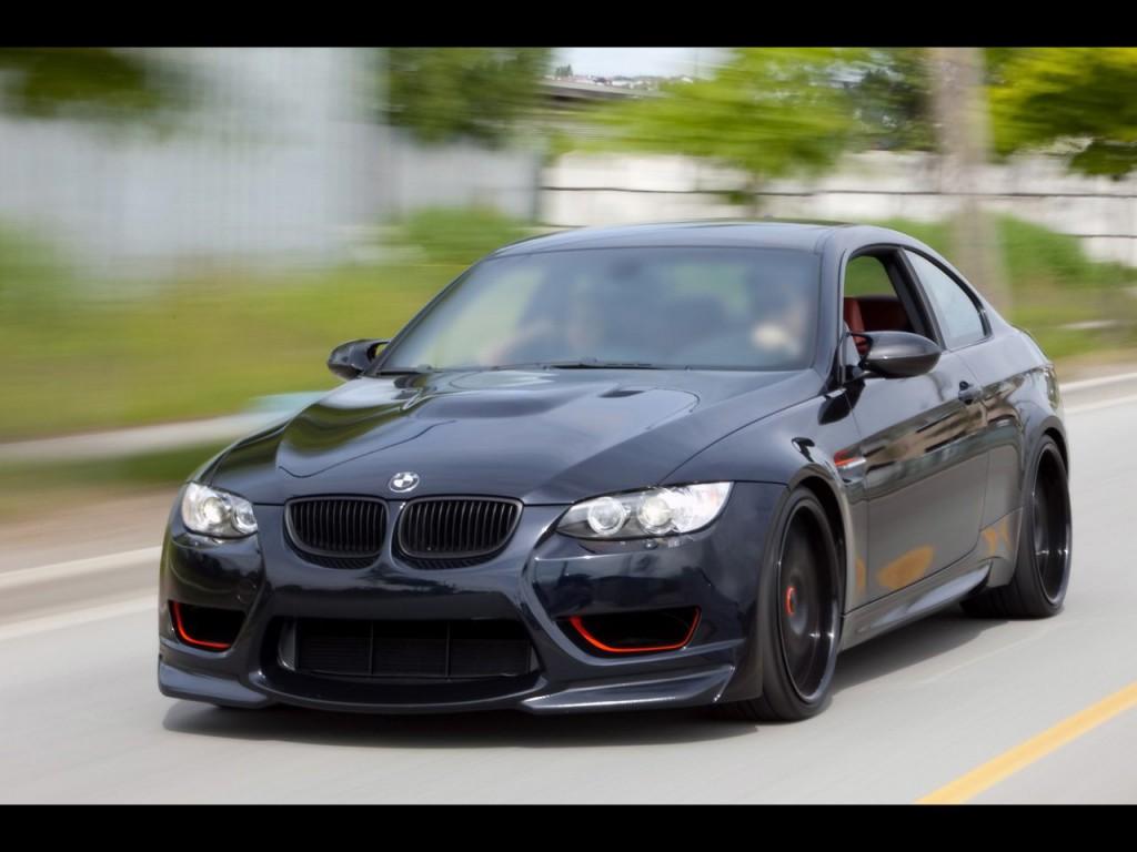 Тюнинг BMW E92