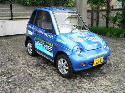 Водород в качестве топлива для автомобилей