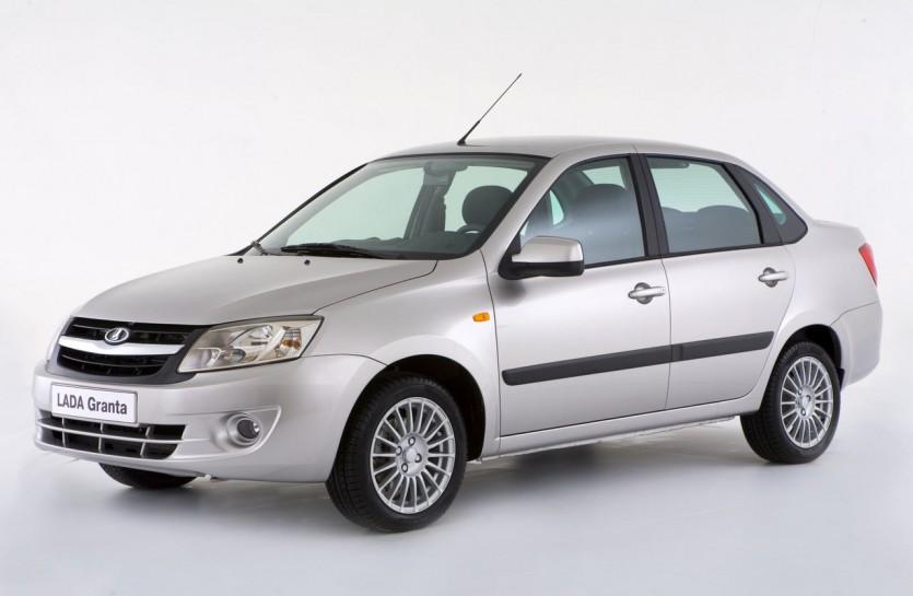 Lada Granta – самый продаваемый автомобиль ВАЗа