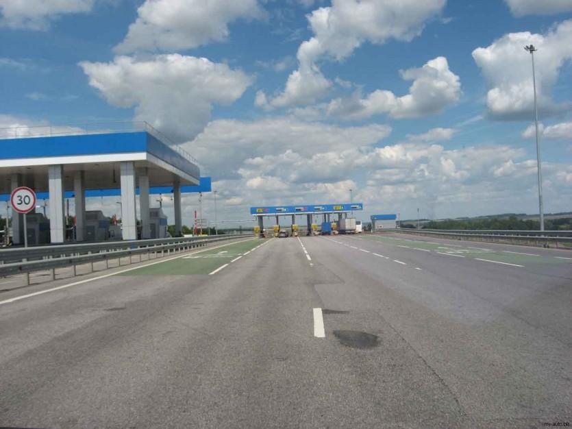 В России появилась еще одна платная дорога
