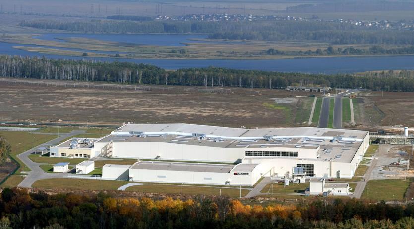 Японцы из Yokohama запускают в производство свой завод в Липецке