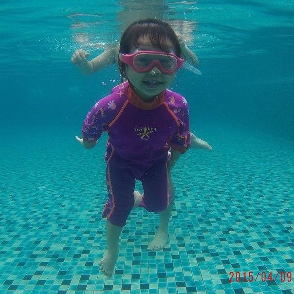 очки для плавания купить